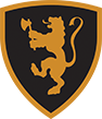 St. Olaf's Lion Logo - Go to Homepage